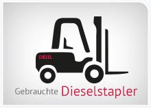 Gebrauchte Dieselstapler   Gabelstapler