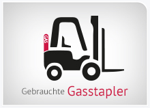 Gebrauchte Gasstapler   Gabelstapler
